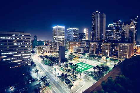 Free Stock Photo Of City, Hd Wallpaper, Lights