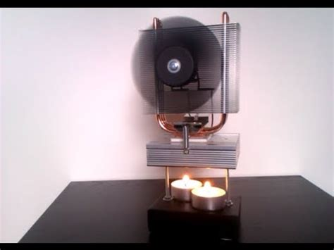 thermoelectric fan powered by a candle thermoelectric fan powered by a candle how to save money