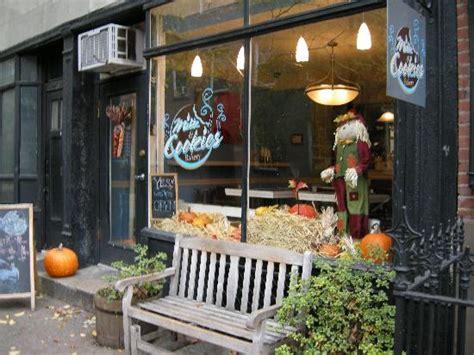 milk  cookies bakery  york city  commerce st