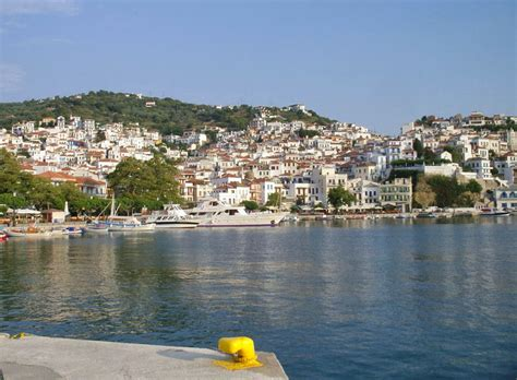 Skopelos General Greek Travel Guide