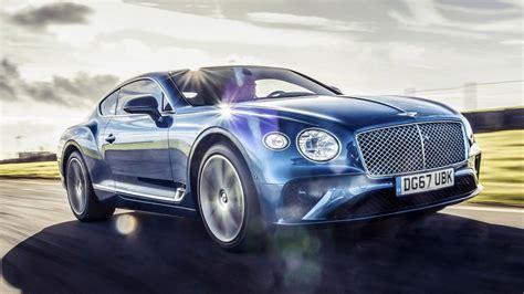 2018 Bentley Continental Gt Review
