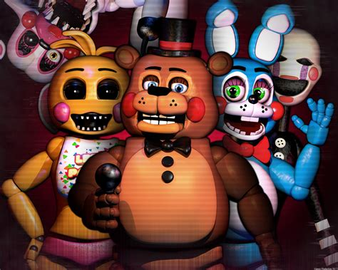 Fnaf All Cricketina Deviantart