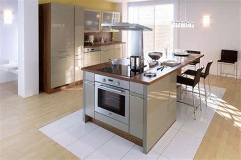 modele cuisine avec ilot bar modele cuisine avec ilot plan de travail ilot central