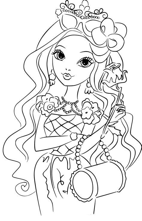 Il suffit de choisir le coloriage fille que l'on souhaite, de l'imprimer puis de le colorier. Coloriage fille Belle au bois dormant à imprimer