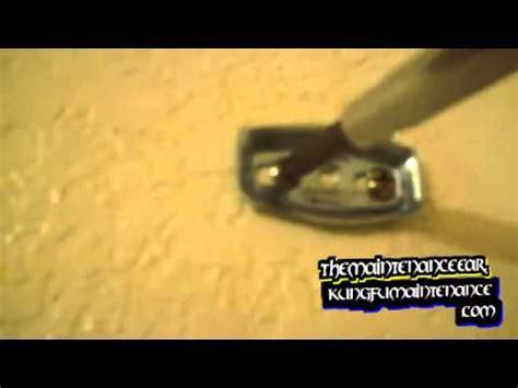 remove bathroom hardware   towel bars  rings  brackets youtube