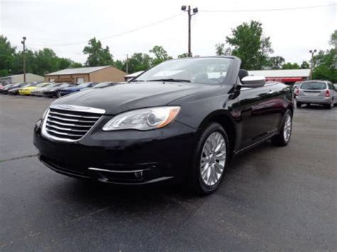2011 Chrysler 200 Limited by Find Used 2011 Chrysler 200 Limited In 30 Harrison