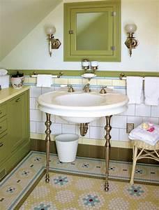 Mosaic, Floor, Tile, Patterns, For, Baths