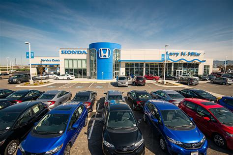 Larry H. Miller Honda Dealership