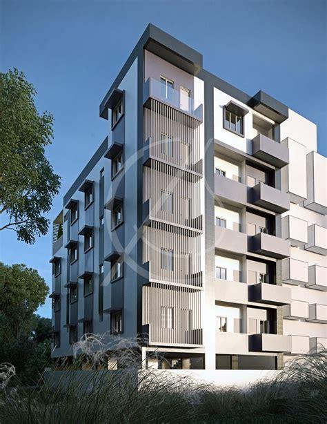 Beautiful Contemporary Feminine Apartment by Vijaya Sky Residency Modern Apartment Exterior Design