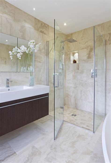 bathroom trends frameless showers callier  thompson