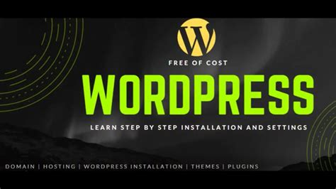 Do It Yourself – Tutorials – WordPress Website Tutorial ...