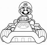Mario Coloring Kart Pages Super Boys Colouring Arcade Sheets Donkey Boy Bestcoloringpagesforkids sketch template