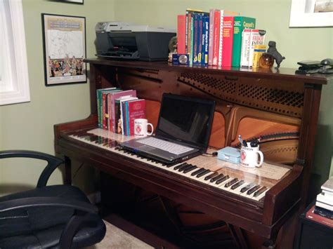 Construction of this desk is perfect for. http://thepianogalshop.com www.etsy.com/shop ...