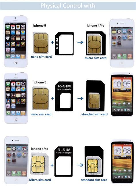 sim free iphone 6 dealsmachine noosy 3 in 1 nano sim to micro sim