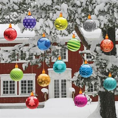 Christmas Yard Decorations Traditional Outdoor Decoration Lawn