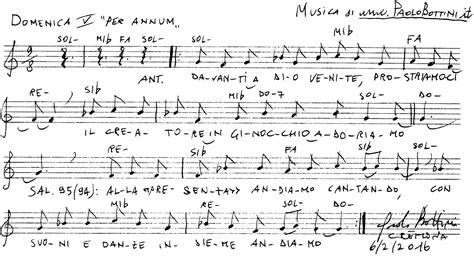 Canti Ingresso Messa by Canti Per La Messa Domenica V Per Annum Canto D