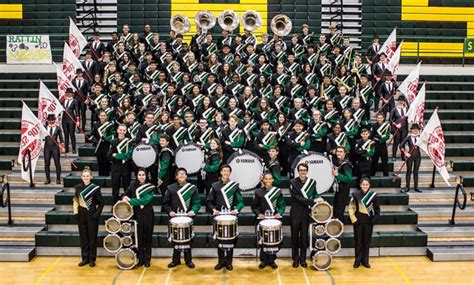 viking marching band fremd high school bands