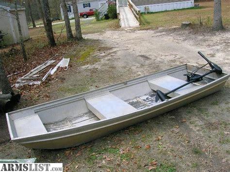 Aluminum Jon Boat Motor by Armslist For Sale Trade 10 Foot Aluminum Jon Boat With