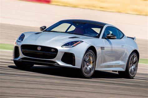 Jaguar Car : Jaguar F-type Svr (2016) Review By Car Magazine