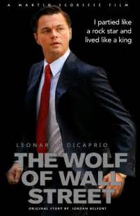 Wolf Wall Street Movie