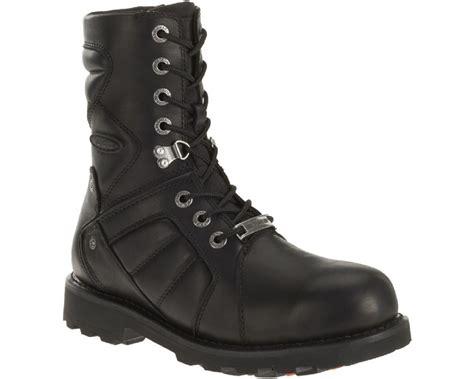 waterproof leather motorcycle boots harley davidson men 39 s vance waterproof leather fxrg