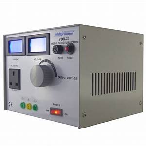 Vdb Auto : vdb 20 2000va variable autotransformer like variac aldetronics your online shop for variable ~ Gottalentnigeria.com Avis de Voitures