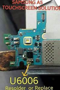 Samsung A5 Touch Not Working Solution Ways