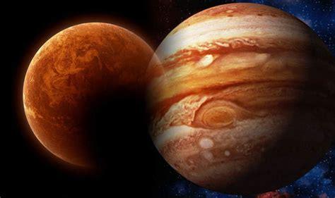 Mars Jupiter Conjunction 2018