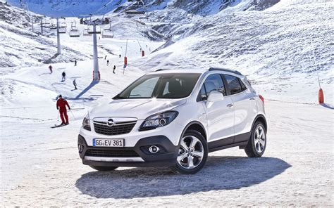 2013 Opel Mokka Wallpaper