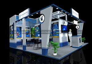 Exhibition Stall Design & Fabrication - Stall Fabricators ...
