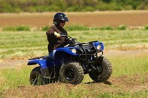 2012 Yamaha Grizzly 125 Automatic Review