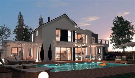 plan villa moderne 200m2 maison contemporaine 224 233 tage 200 m 178 4 chambres