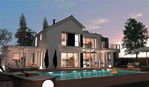 construire une maison de 200m2 avie home With construire une maison de 200m2