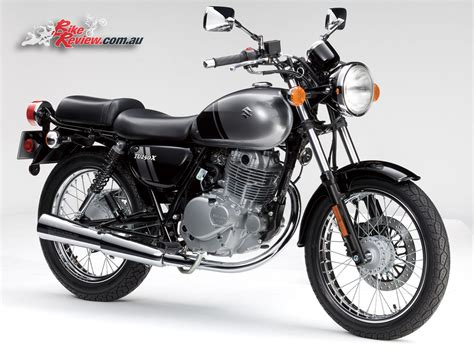 Suzuki Tu 250x by Modernly Retro 2017 Suzuki Tu250x Bike Review