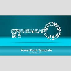 Key To Success Powerpoint Template Slidesbase