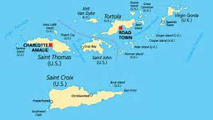 Where is the U.S. Virgin Islands: Geography - Virgin Islands U.S. Virgin Islands