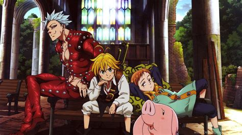 nanatsu  taizai  deadly sins wallpapers hd