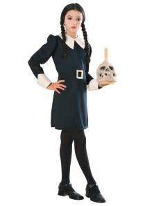 Child Wednesday Costume  Kids Addams Family Costumes