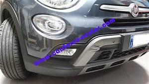 Fiat 500x Cross Con Sensori Di Parcheggio Anteriori