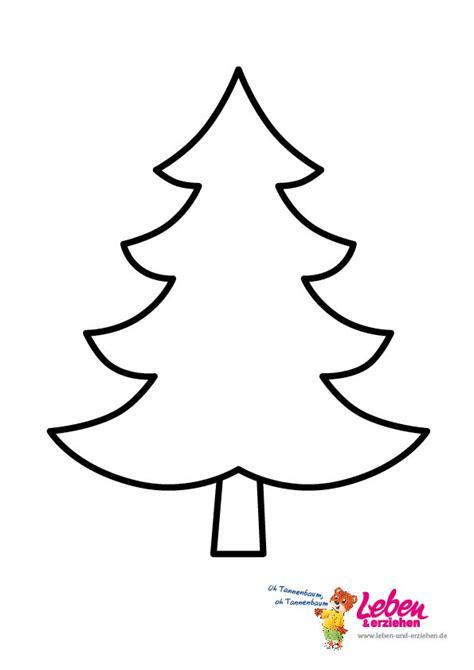 le malvorlagen tannenbaum