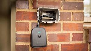 Iclever Smart Outdoor Outlet Review  Two Smart Outlets In
