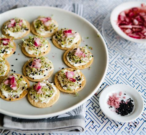 canape biscuit 27 gorgeous celebratory canapé recipes huffpost