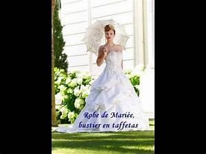 robe de mariee tati youtube With robe de mariée de chez tati