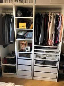 Dressing Ikea Prix : mon dressing ouvert ikea pax sara sansh ~ Teatrodelosmanantiales.com Idées de Décoration