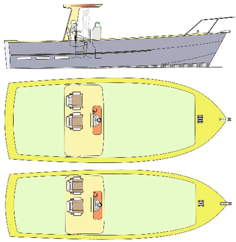 Fishing Boat Plans by Center Console Fishing Boats Zehicov