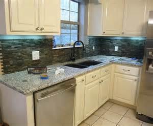 backsplash for kitchen walls how to install tile otago kitchen backsplash design 4 less
