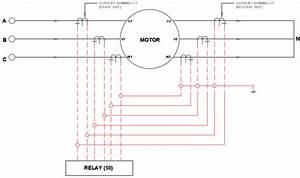 Motor Differential Protection  U2013 Voltage Disturbance