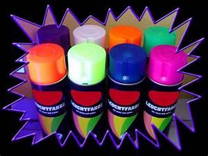 Ultra Violet Spray Paint