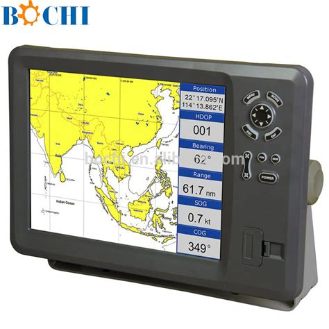Boat Gps With Charts by 8 Inch Gps Marine Chart Plotter For Boat Buy Chart