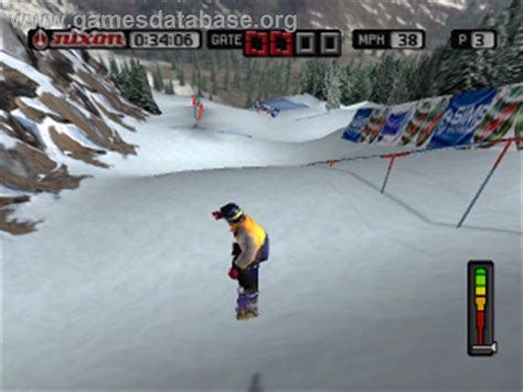 Cool Boarders 2001 Sony Playstation Games Database